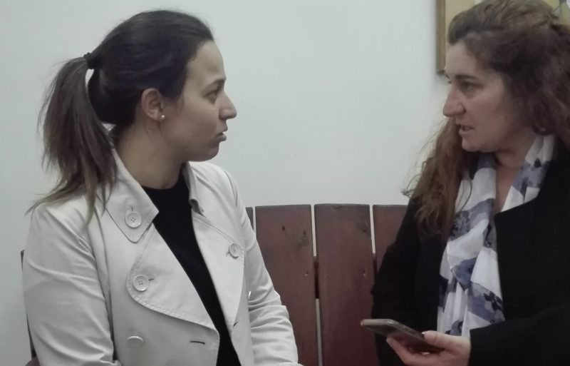 Patricia Madrid y una investigación que puso las cosas en su sitio:»El documento de ingreso de Sendic a Ancap estaba reservado, cosa que despertó aun más mi curiosidad»