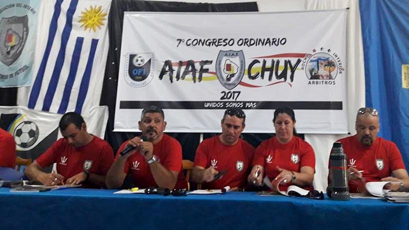 La gremial arbitral AUAF y su denuncia a la Junta maragata. «Hemos sido víctima de persecución sindical por parte de la Liga Mayor de San José»