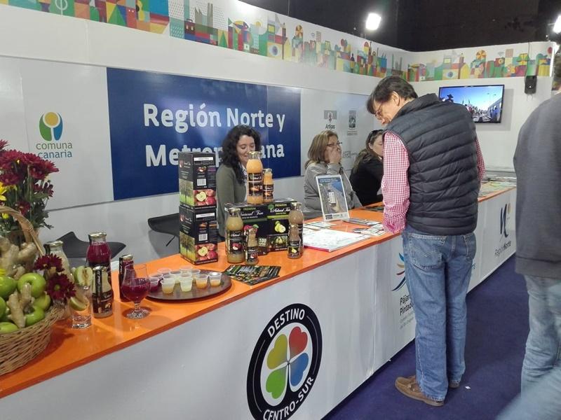 En la Expo Prado 2018, Diario Uruguay no dejó de visitar el stand del MINTUR