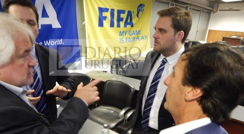 Los clubes de la AUF entienden que lo que genere económicamente la selección uruguaya solo tiene que quedar en Montevideo