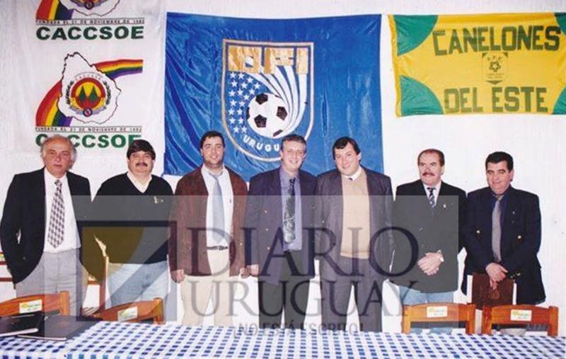 """Conozca la """"letra"""" que se utilizó en 2004, para que el Dr. Néstor Cabana, llegara a la presidencia de la OFI"""