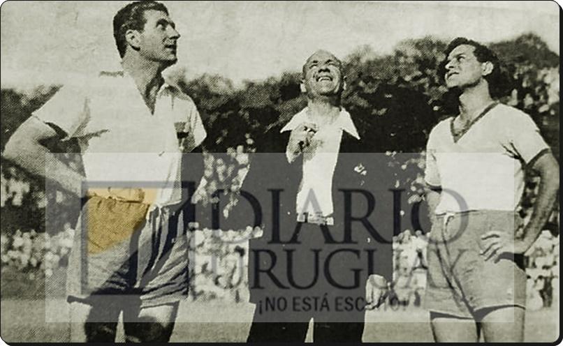 """Juan José Giani """"Penel"""", tiene su lugar, como uno de los grandes futbolistas de Paysandú"""