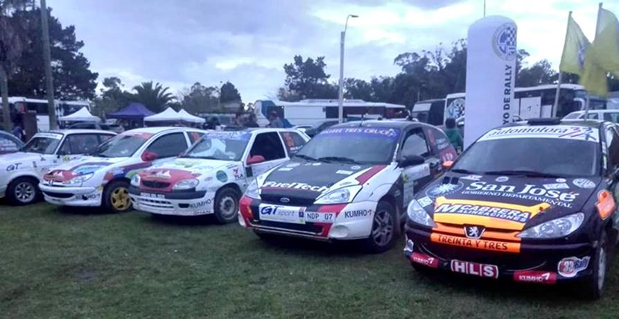 El Rally sobrevive y se abrió camino en Atlántida, con su campeonato nacional «100 años Automóvil Club del Uruguay»