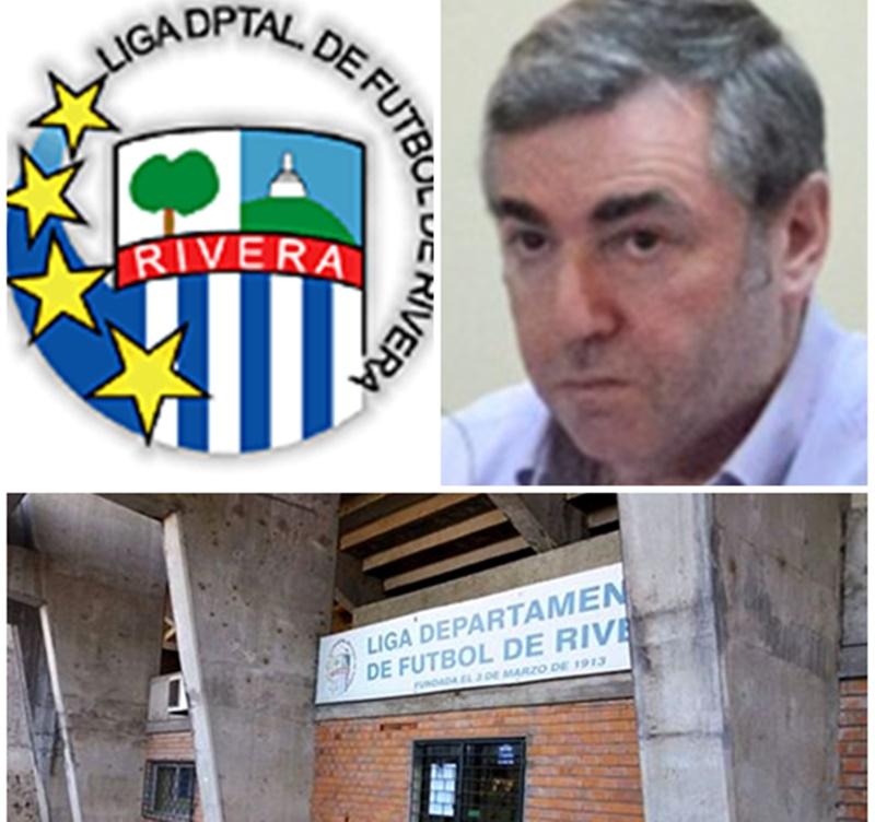 """El fútbol soñado por el presidente de la Liga de Rivera:""""Tenemos que dejar de ser hipócritas y volver a lo que uno creyó y aprendió, que es la palabra"""""""