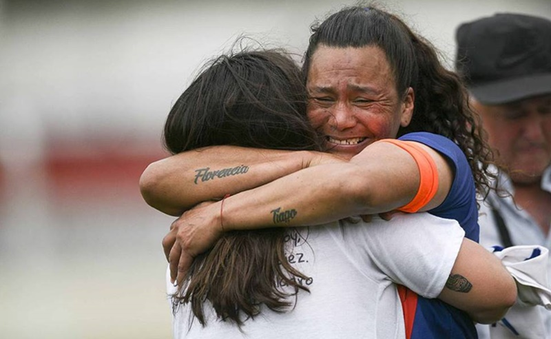 Centenario paso para ser campeón por primera vez del fútbol femenino de la OFI