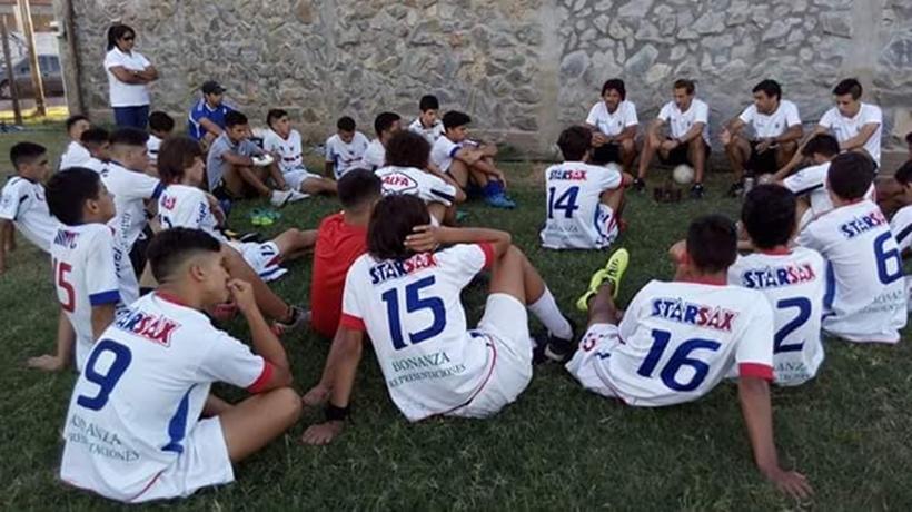 """Hoy cuál es el nivel del fútbol de Paysandú:""""Es un fútbol que la pelea de atrás"""""""