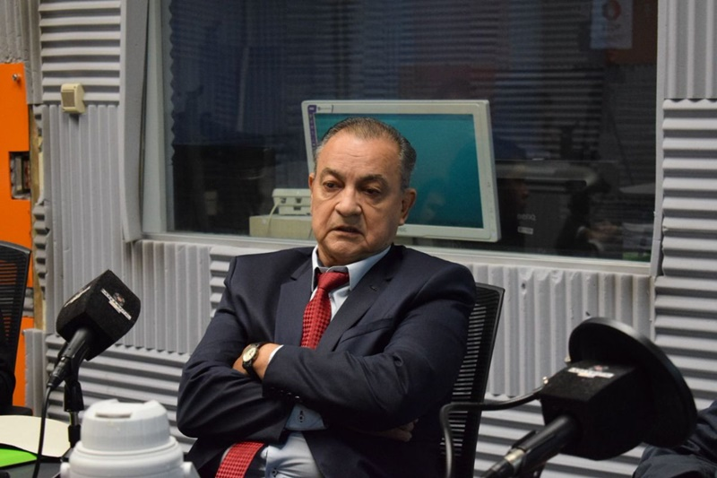 El periodista deportivo duraznense Ismael Pintos, perdió el juicio que le hizo a la Conmebol