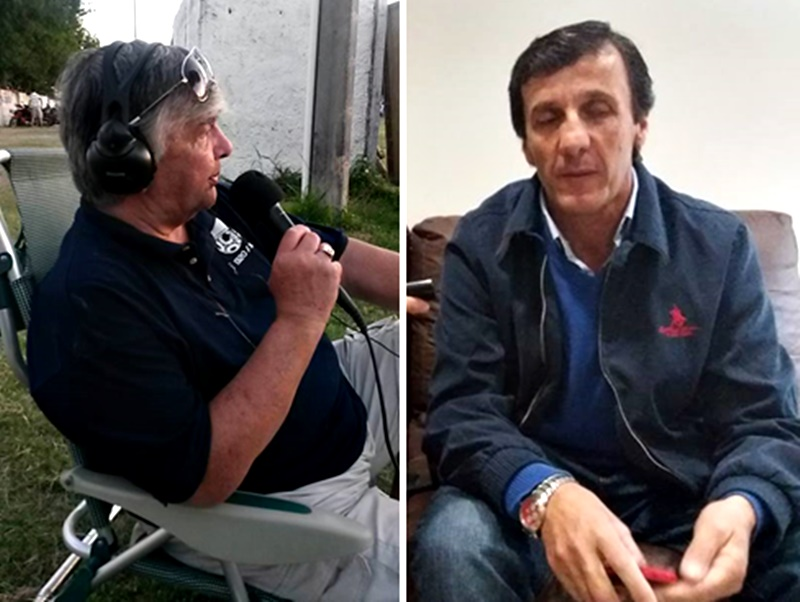 (Audio) Lo que ningún periodista deportivo se anima a decir… Jorge Méndez, lo despide a Gustavo Bares. «Adiós, gracias»