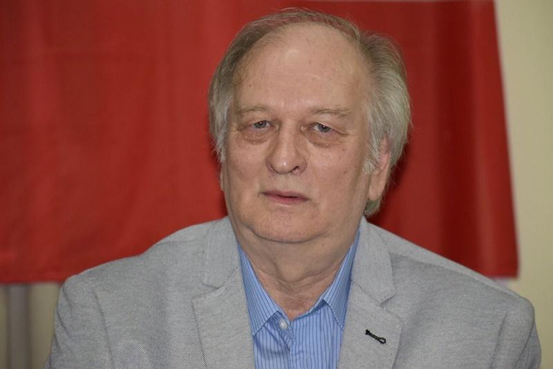 (Audio) La primera palabra de Mario Cheppi, como presidente de la OFI, fue para los lectores de Diario Uruguay