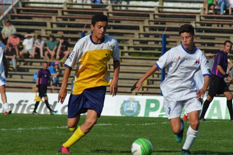 Vuelven los árbitros y vuelve la Copa Nacional de Selecciones Sub 15 y el Torneo Integración OFI – AUF en Sub 14