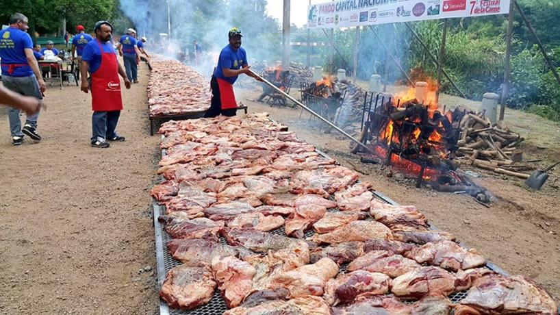 Diario Uruguay será un comensal en la fiesta de la tradición pandense: 9ª Edición del Festival de la Carne