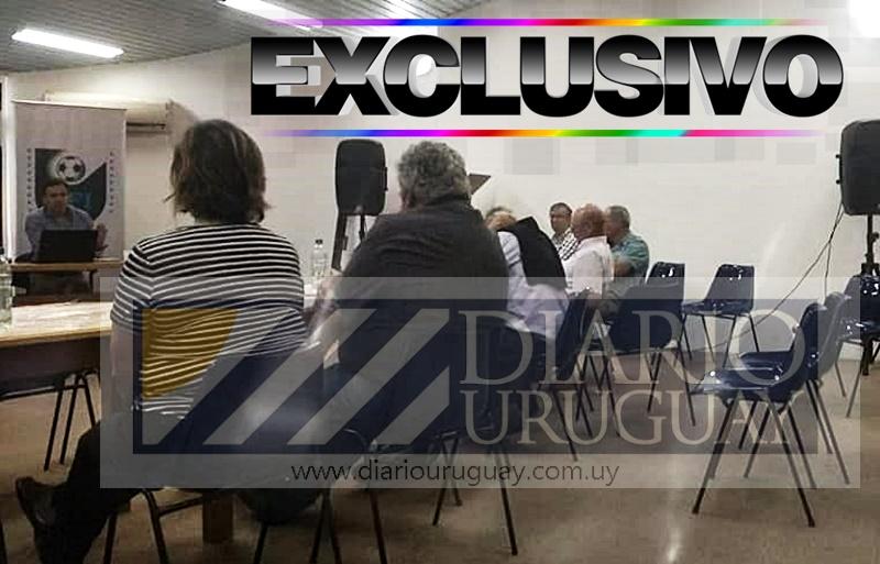 """(Audios) Ariel Giorgi:"""" """"El gremio del Círculo de Periodistas Deportivos del Uruguay, tiene un desgobierno total"""""""