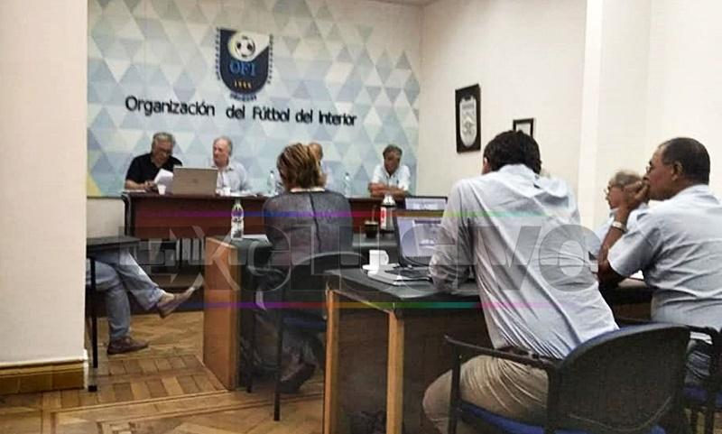 """(Audio) Desde la OFI, Ariel Giorgi:""""No hay solución al día de hoy. Y vamos a la desafiliación"""""""