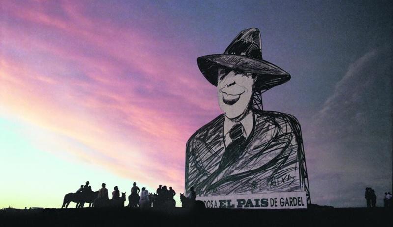 """""""El Gardelazo"""" de Tacuarembó tiene la crónica de Ramón Mérica"""