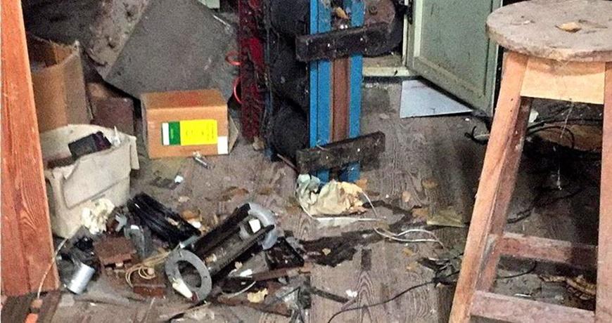 El dial atacado: Ante destrozos en Radio Canelones, CAinfo reclama rápida investigación policial y judicial del hecho