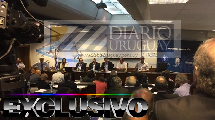 (Audios) El día D OFI en la AUF: Luego de 180 minutos de negociación se votó el estatuto, confirmado por Cheppi y Aliano