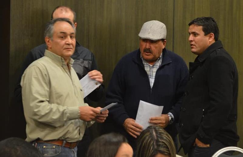 En Liga Salteña niegan: «nunca se habló de dinero por el derecho de imagen»