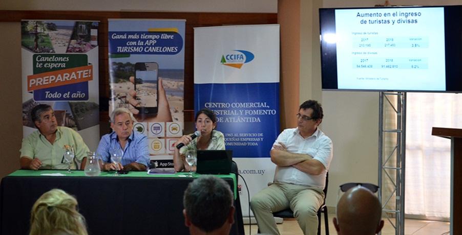 Dirección de Turismo canario evalúa primera quincena de enero