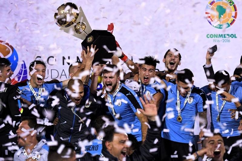 Uruguay en la historia de los Sudamericanos sub-20