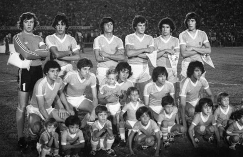 Historia completa de Uruguay en Sudamericanos Sub 20