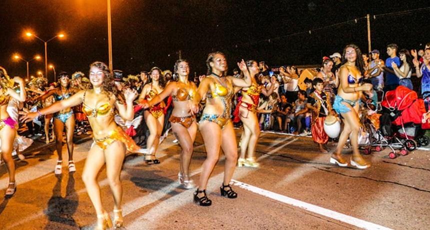 Carnaval 2019: Barros Blancos, la rompió…