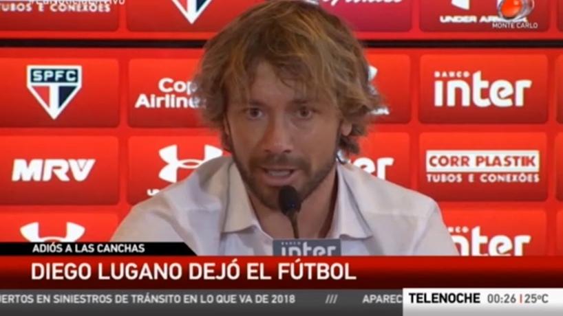 (Audios) ¿Será verdad el autonombramiento de Diego Lugano, como presidente de una nueva Asociación de futbolistas?