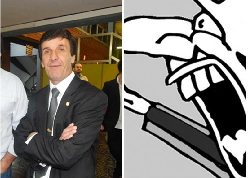 (Audios) Los estados de ánimo del ex presidente de OFI Gustavo Bares, al ver perder y luego ganar a Alonso por la AUF