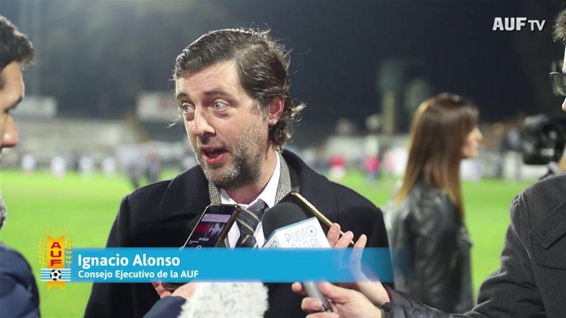 Lo votaron 40 a 34 a Ignacio Alonso, y es el nuevo presidente de la AUF