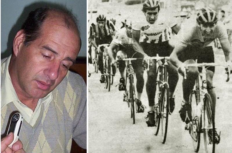Federico Moreira, cuando la Federación Ciclista Uruguaya era un relajo