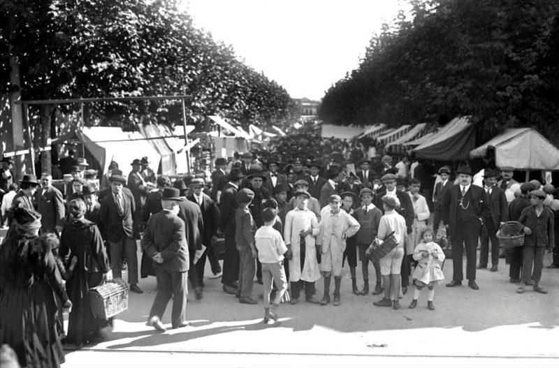 La Feria Tristán Narvaja: Los domingos siempre esperan