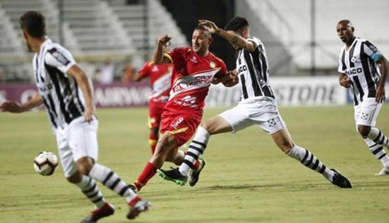 En Vivo online con final:Wanderers 2 Sport Huancayo 0 por Copa Sudamericana