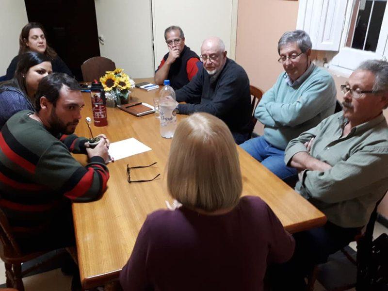La gira por el norte de Gonzalo Abella y Eduardo Rubio, tuvo censura de algunos medios en Rivera