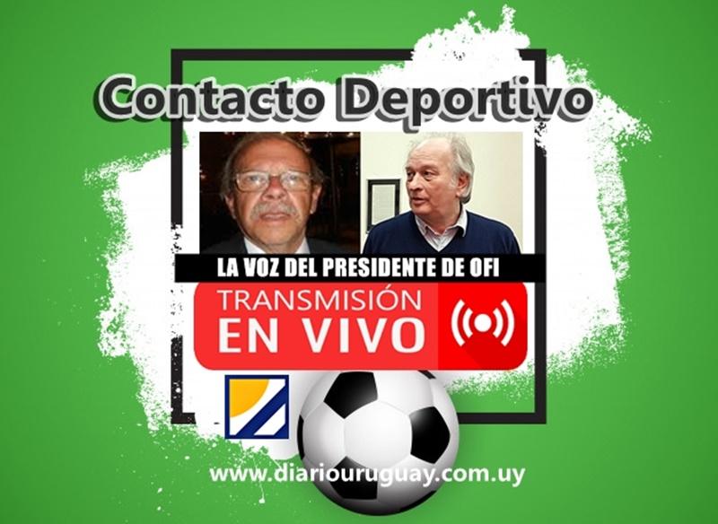 (Audios) El presidente de la OFI asegura que AUFTV televisará el campeonato de clubes
