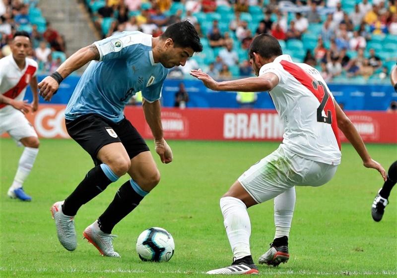 Vivo: Uruguay se ve impedido por Perú, ingresar a semifinales 0 – 0