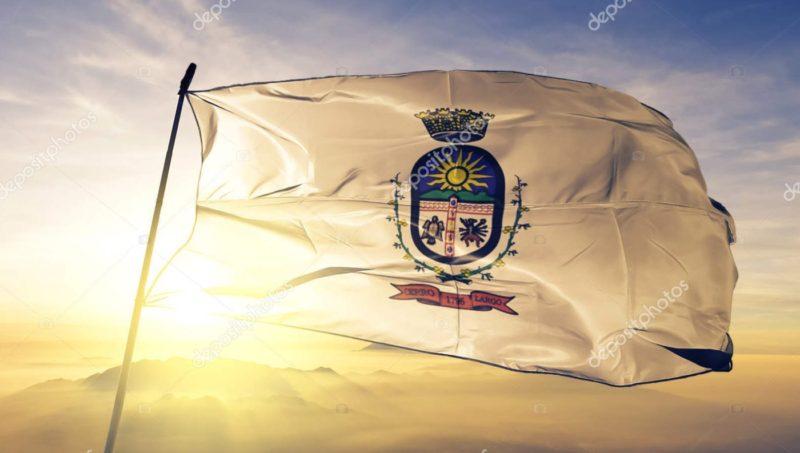 Primer Bandera Oriental
