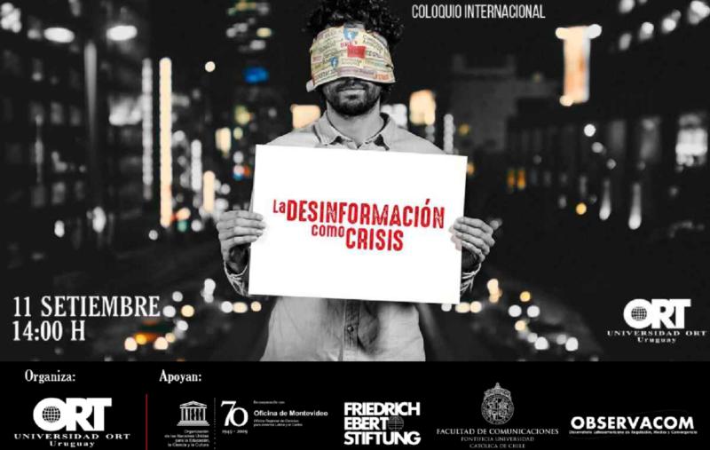 Diario Uruguay en Montevideo, para saber más sobre la desinformación como crisis