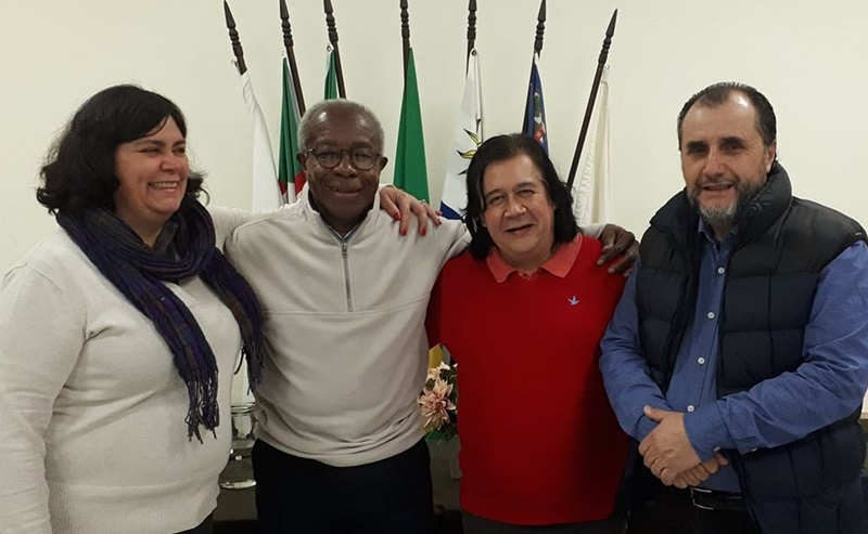 (Vídeo) Abrelabios ingresa a Diario Uruguay, para difundir la cultura Rivera Livramento