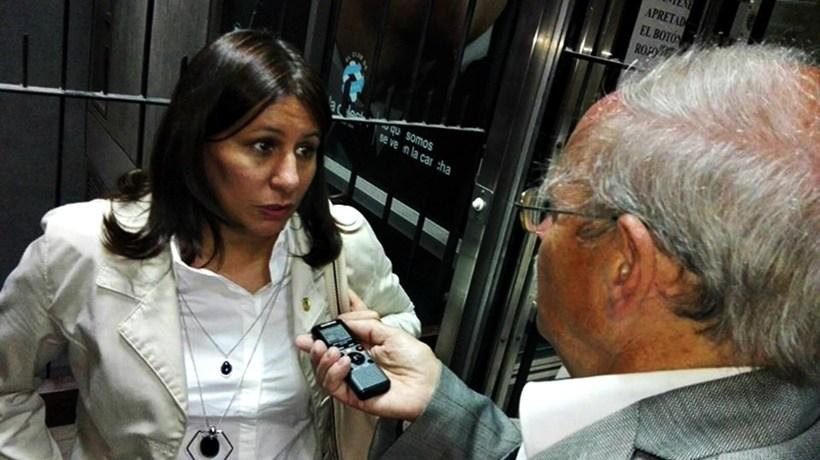 (Audio) ¿Doble función?: ¿La asesora jurídica de la OFI representa jugadores en los pases, y nadie lo denunció?