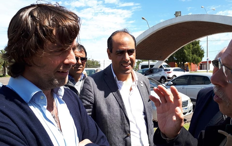 El presidente de la AUF, Ignacio Alonso avisa a OFI:»La gente de la capital quiere Copa Uruguay»