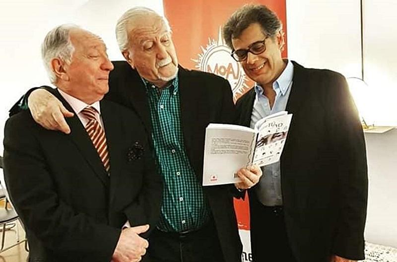 Presentaron el libro «Entre tú y yo» del escritor Antonio Pippo Pedragosa.