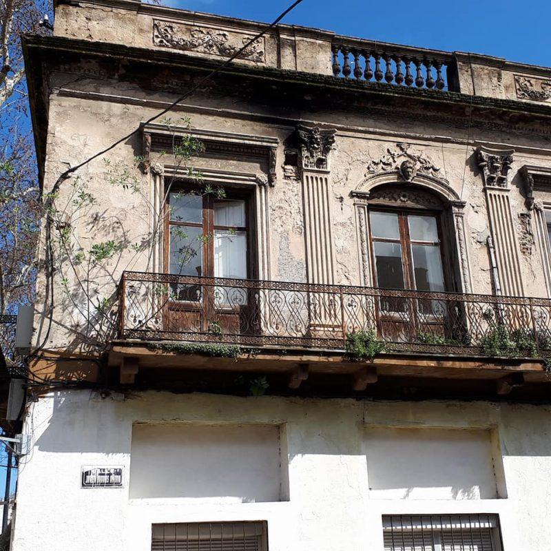VEREDAS de la fundación de Montevideo