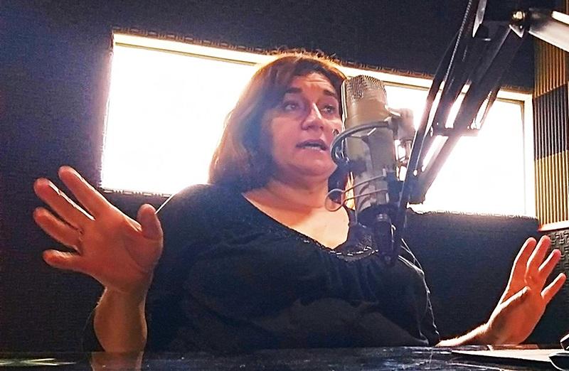 La periodista Nivia Gazzaneo: es la emprendedora por excelencia de Diario Uruguay