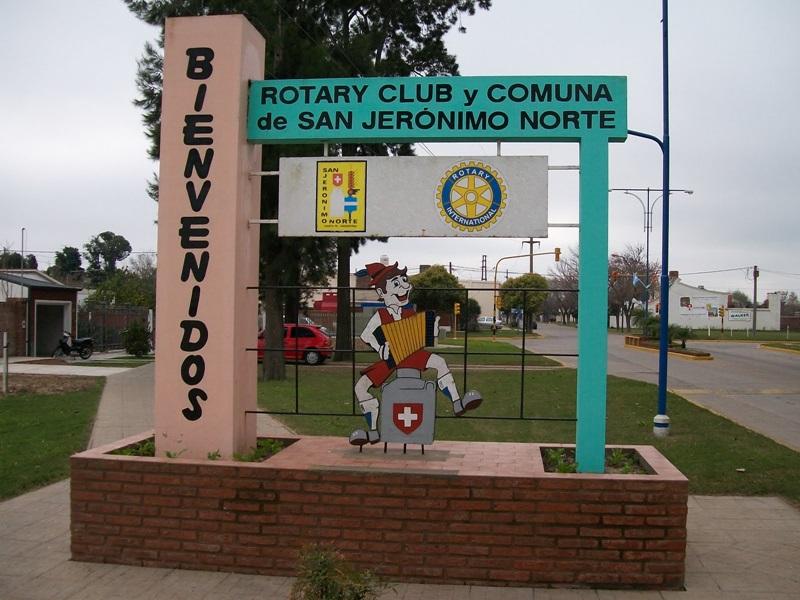 La 25ª edición del Campeonato Internacional de voleibol Abierto de San Jerónimo Norte (Santa Fe, Argentina)