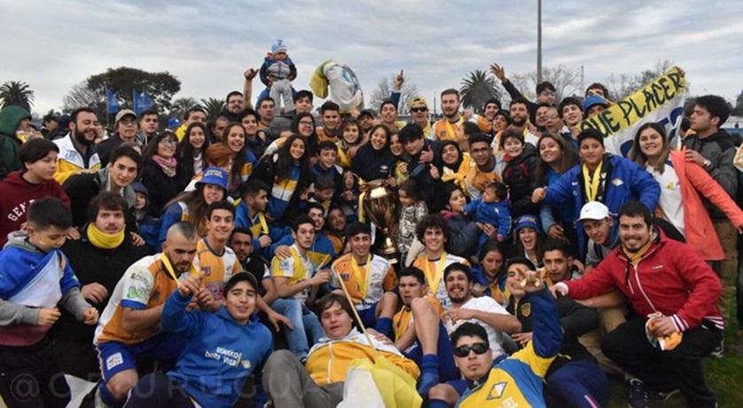 La campaña del Club Bella Vista de Paysandú, campeón de clubes de OFI 2018