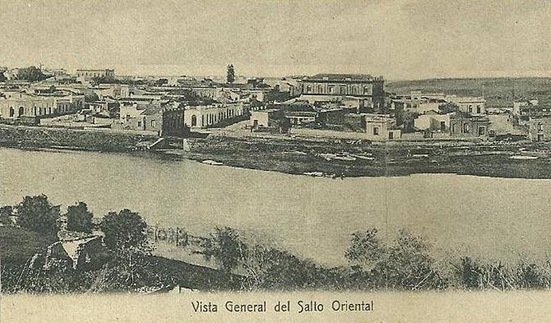 «Villa del Salto», la primera Compañía Salteña de Navegación