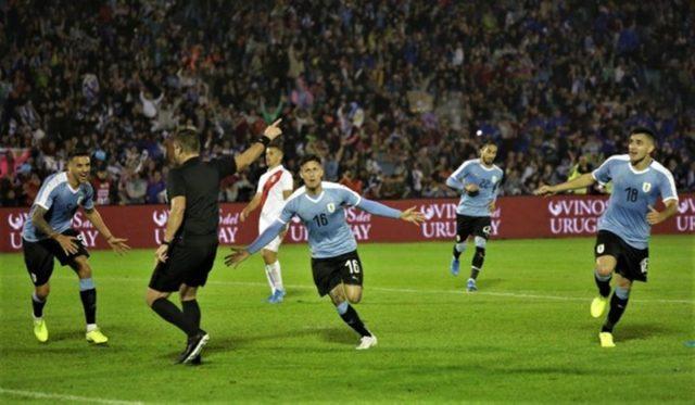 (Vivo) Uruguay venció a Perú con gol de Brian Rodríguez