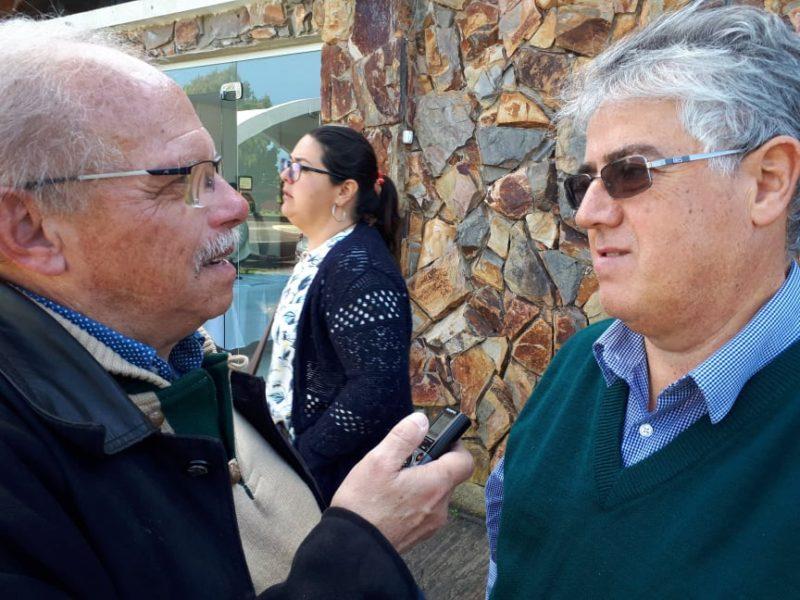 Voz de Congreso OFI. Sergio Gabito:»Un día sacamos a Brajús de un vestuario porque no podía estar, y quería parar el fútbol»