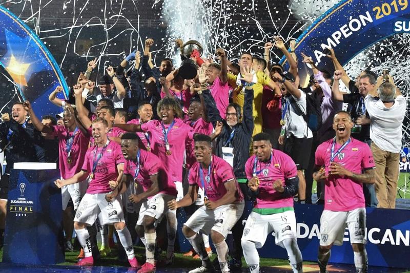 Disputadas 18 Copas Sudamericanas, jamás fue ganada por un club de Uruguay