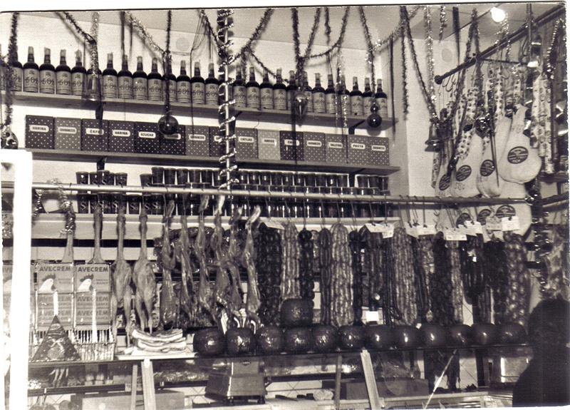 Las primitivas carnicerías de Montevideo, nada de sierra y serrucho