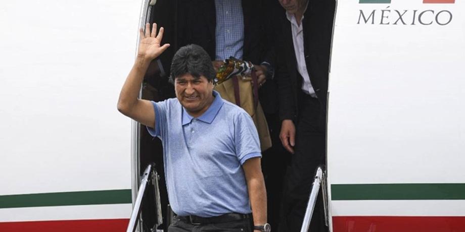 La huida no ha llevado a nadie a ningún sitio. ¿Lo sabrá Evo Morales?
